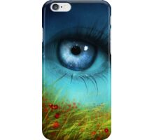 A Field of Daydreaming  iPhone Case/Skin