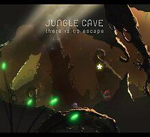 Jungle Cave - Postcards by btns
