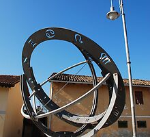 Armillary Sphere in Aiello by jojobob