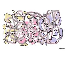 Jig Saw Puzzled Photographic Print
