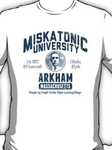 Miskatonic University Arkham T-Shirt
