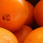 Navel Oranges by Stephen Thomas