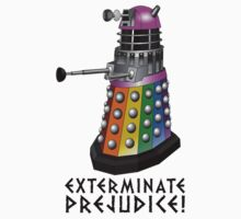 Pride Dalek by ReverendBJ