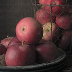 Sun Warmed Apples by Edward Fielding