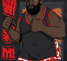Mark Henry by bobdahlstrom