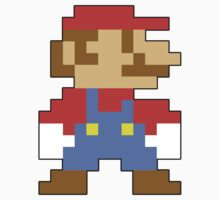 Super Mario 3D World Mario Sprite by NiGHTSflyer129