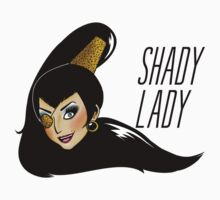 SHADY LADY - Shade: The Rusical - Sticker Ver. by shamshel