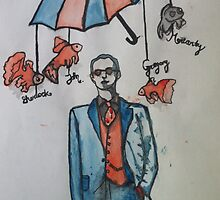 Mycroft in the Sky with Goldfish by nidri1