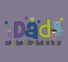 Monsters Inc Dad of the birthday boy by sweetsisters