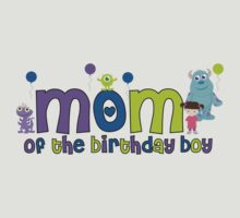 Monsters Inc Mom of the birthday boy by sweetsisters