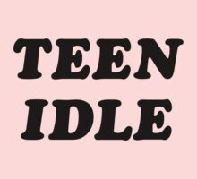 Marina and the Diamonds - Teen Idle by dellycartwright