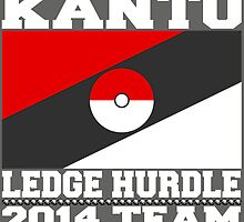 Kanto Ledge Hurdling Team 2 by arsfera