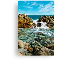 Wyadup - peace and tranquility Canvas Print