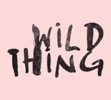 Wild Thing  by PonyBlack