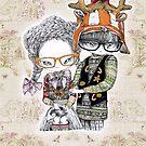 Hansel & Gretel by Carine-M by arsenicetboule2