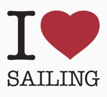 I ♥ SAILING by eyesblau