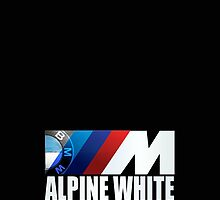 M3E36 Alpin White by Bm3W
