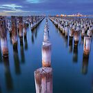 Princes Pier Melbourne by Dean Prowd Panoramic Photography