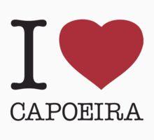 I ♥ CAPOEIRA by eyesblau