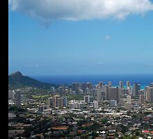 Far Above Oahu by Godfoot808