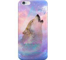 Dream By Day (Wolf Dreams Remix) iPhone Case/Skin