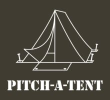 Pitch-a-Tent by bravos
