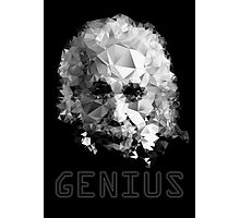 Genius Photographic Print