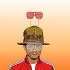 Cool Down - Pharrell by Morgan Ralston