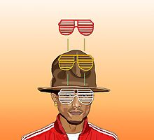 Cool Down - Pharrell by Morgan Ralston