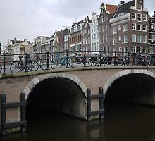Amsterdam Sight by danieldemellis