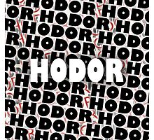 Hodor by Bethany-Bailey