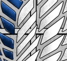 Survey Corps wings Sticker