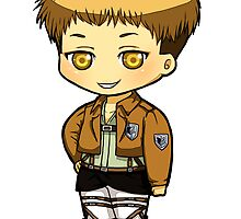 Chibi Jean by EndouHemel