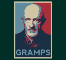 Breaking Bad … Mike Ehrmantraut by OliveB