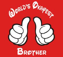 worlds okayest brother by seazerka