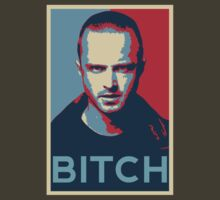 Jesse Pinkman … Bitch (1) by OliveB