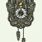 Cuckoo Clock Nest by Corinna Djaferis