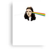 Dark side of the Rainbow Canvas Print