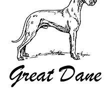 Great Dane by kwg2200