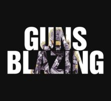 Guns Blazing 117 by MusaDArt
