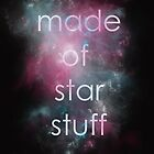 star stuff by Gabrielle Agius
