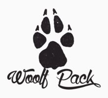 Woolf Pack by Mysourwolfx