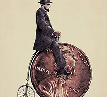 Penny Farthing by Eric Fan