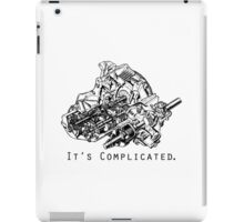 It's Complicated iPad Case/Skin