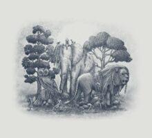 Midnight in the Stone Garden T-Shirt