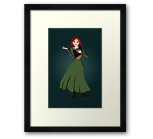 Disney Willow Framed Print