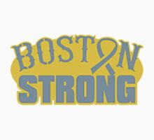BOSTON STRONG by specialgift