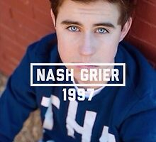 NASH GRIER BORN 1997 by CharliesF