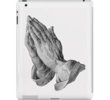 Durer - Hands Praying iPad Case/Skin