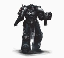Eternal Crusade of the Black Templars by eupackartof40k
